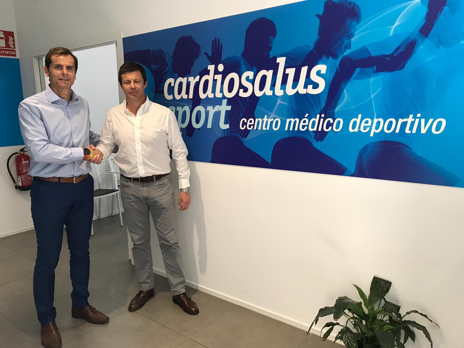 Convenio Cardiosalus Sport