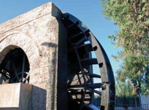 rueda molino